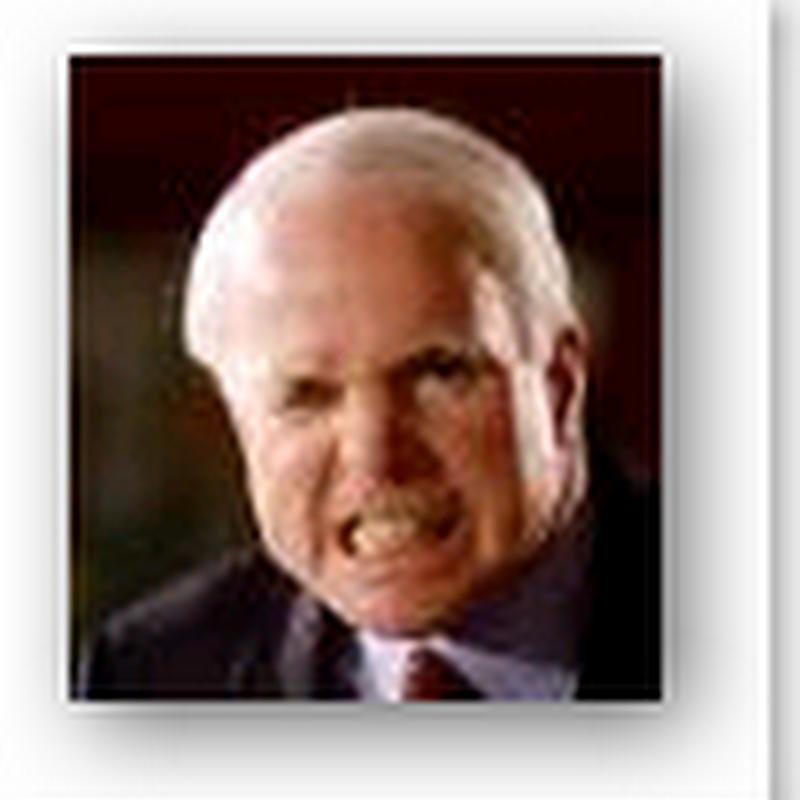Unlike McCain, many seniors depend on the Web